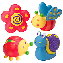 Buy Alex Toys Garden Bath Squirters Online at johnlewis.com
