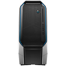 Buy Alienware Area-51 Desktop PC, Intel Core i7, 16GB RAM, 2TB + 128GB SSD, Black Online at johnlewis.com