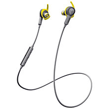 Buy Jabra Sport Coach Wireless In-Ear Headphones With Audio Coaching & TrackFit Motion Sensor Online at johnlewis.com