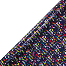 Buy John Lewis Happy Birthday Stars Gift Wrap, 3m Online at johnlewis.com