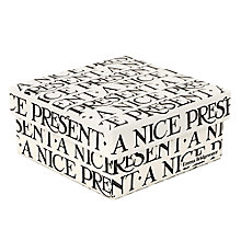 Buy Emma Bridgewater Nice Present Mini Gift Box Online at johnlewis.com