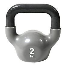 Buy Reebok 2kg Kettlebell, Grey Online at johnlewis.com