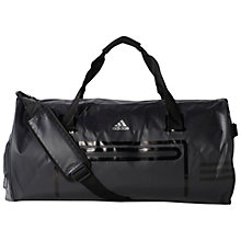 Buy Adidas Climacool Team Bag, Black, Medium Online at johnlewis.com