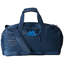 Buy Adidas 3 Stripes Performance Team Bag, Small Online at johnlewis.com