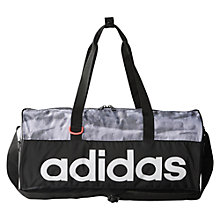 Buy Adidas Sports Team Bag, Black Online at johnlewis.com
