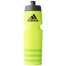 Buy Adidas Performance 0.75L Water Bottle, Green Online at johnlewis.com