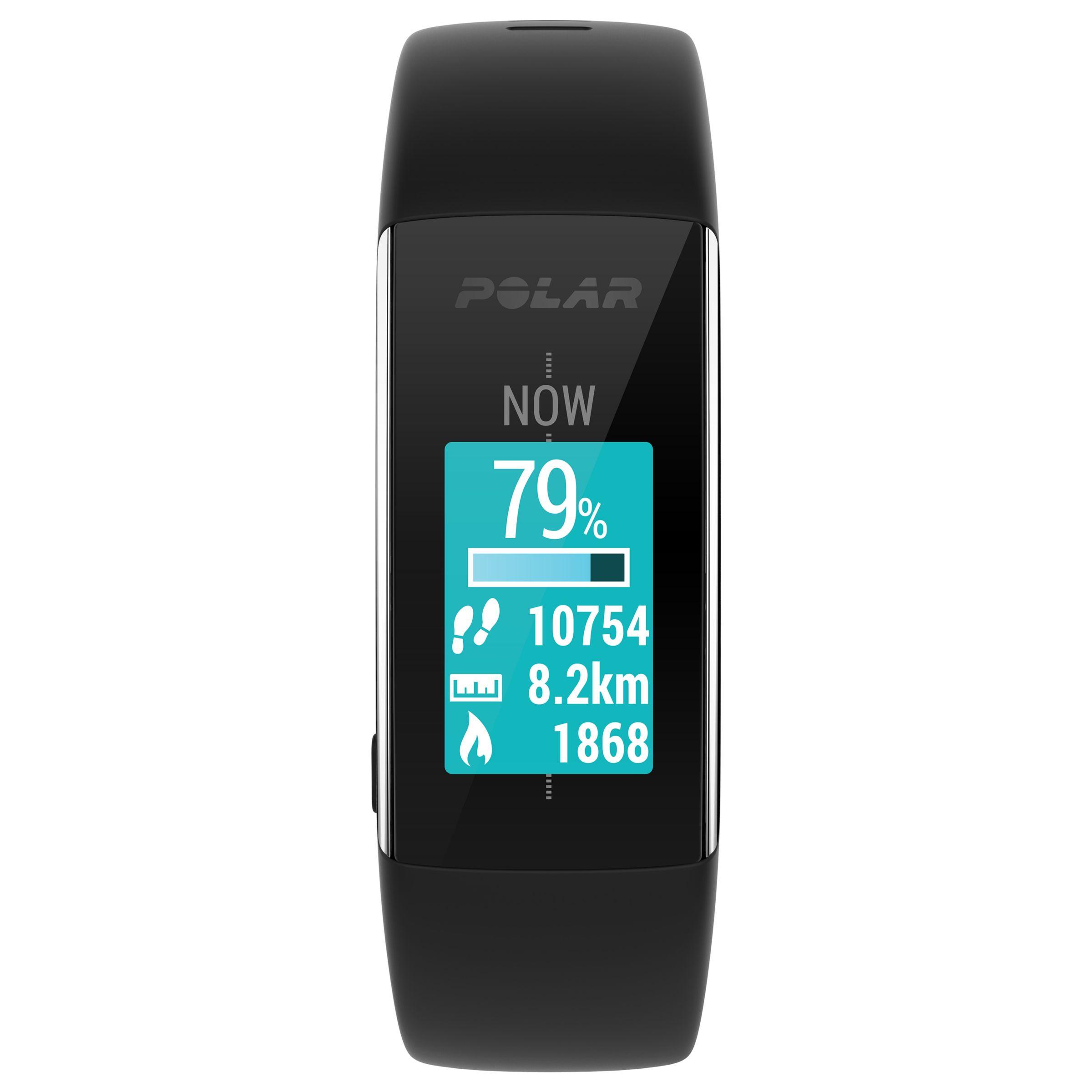 Polar Polar A360 Fitness Tracker Sports Watch, Medium