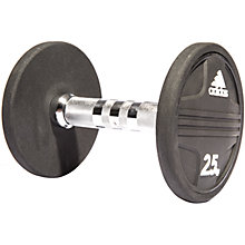 Buy Adidas Dumbbell, 2.5kg, Black Online at johnlewis.com