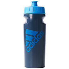 Buy Adidas Performance 0.5L Water Bottle, Blue Online at johnlewis.com