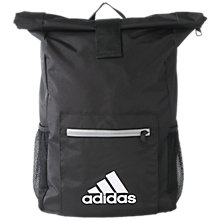 Buy Adidas Youth Backpack, Black Online at johnlewis.com
