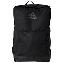 Buy Adidas 3 Stripes Performance Backpack, Black Online at johnlewis.com