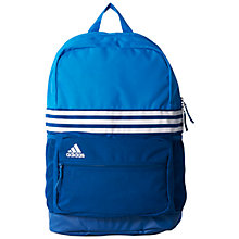 Buy Adidas Backpack, Medium, Blue Online at johnlewis.com