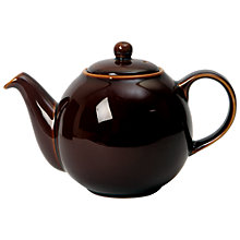 Buy London Pottery Betty Brown Teapot Online at johnlewis.com