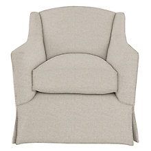 Buy John Lewis Melrose Armchair, Linamore Smoke Online at johnlewis.com
