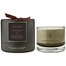 Buy True Grace Portobello Oud Scented Bowl Candle Online at johnlewis.com