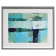 Buy Andrew Bird - A Long Walk 1 Framed Print, 61 x 75cm Online at johnlewis.com