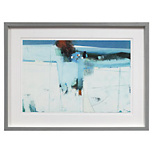 Buy Andrew Bird - Temporary Paths Framed Print, 61 x 75cm Online at johnlewis.com