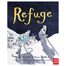 Buy Nosy Crow Refuge War Child Charity Book by Anne Booth Online at johnlewis.com