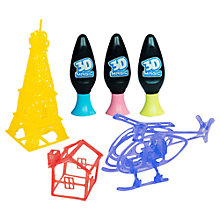 Buy 3D Magic Vehicles and Buildings Construction Set Online at johnlewis.com
