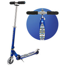 Buy Micro Sprite Scooter, Blue Aztec Online at johnlewis.com