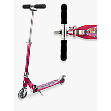 Buy Micro Sprite Scooter, Raspberry Floral Online at johnlewis.com