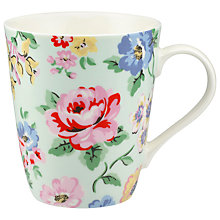 Buy Cath Kidston Cavendish Rose Stanley Mug Online at johnlewis.com