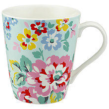 Buy Cath Kidston Spray Flower Stanley Mug Online at johnlewis.com