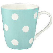Buy Cath Kidston Button Spot Stanley Mug Online at johnlewis.com