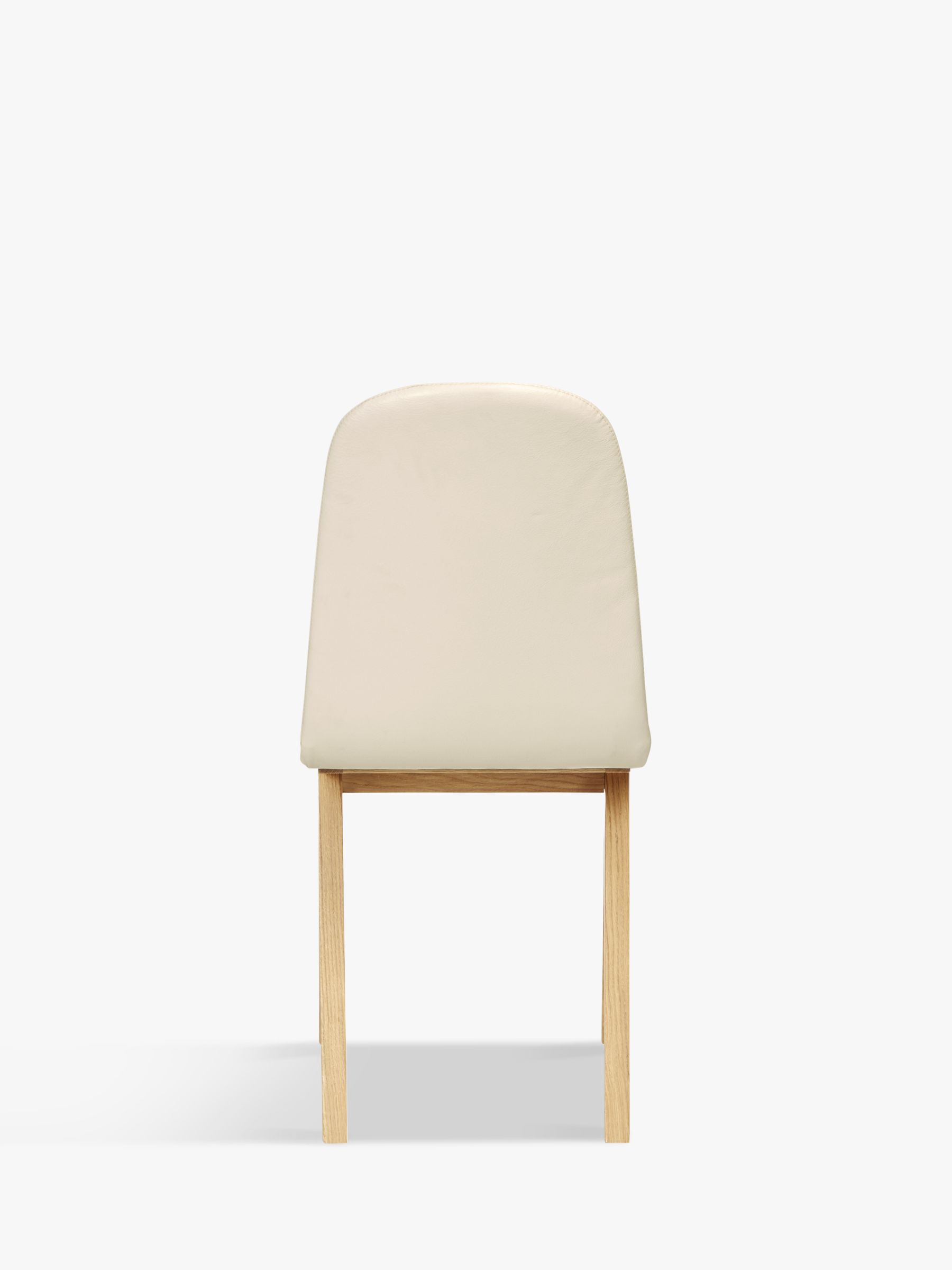 Bethan Gray for John Lewis Newman Leather Upholstered
