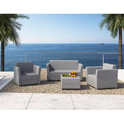 CoSi Verona Weatherproof 4-Piece Sofa Set