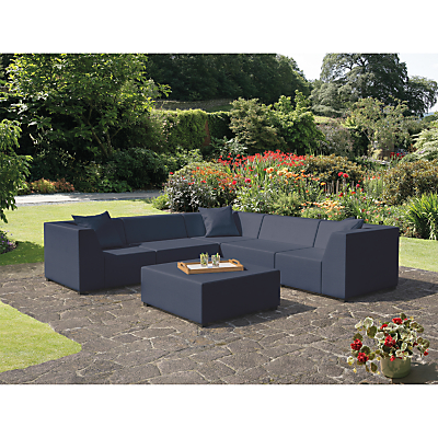 CoSi Amsterdam Weatherproof Corner Sofa Set
