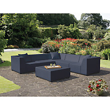 Buy CoSi Amsterdam Weatherproof Corner Sofa Set Online at johnlewis.com