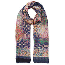 Buy John Lewis Mosaic Print Scarf, Multi Online at johnlewis.com