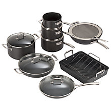 Buy Le Creuset Toughened Non-Stick 11 Piece Set Online at johnlewis.com