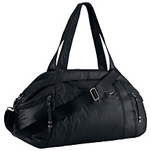 Buy Nike Victory Gym Club Training Bag, Black Online at johnlewis.com