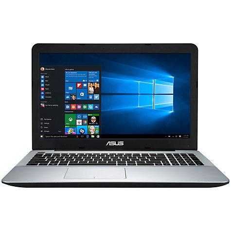 "Buy ASUS X555LA Laptop, Intel Core i7, 8GB RAM, 1TB, 15.6"", Black Online at johnlewis.com"