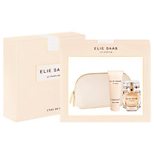Buy Elie Saab Le Parfum 50ml Eau de Parfum Gift Set Online at johnlewis.com