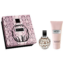 Buy Jimmy Choo 60ml Eau de Parfum Gift Set Online at johnlewis.com