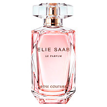 Buy Elie Saab Rose Couture Eau de Toilette Online at johnlewis.com