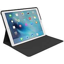 Buy Logitech Create Protective Case with AnyAngle Stand for iPad Pro, Black Online at johnlewis.com