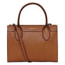 Buy Karen Millen Medium Leather Tote Bag Online at johnlewis.com