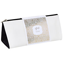 Buy ghd Arctic Gold Wash Bag Online at johnlewis.com