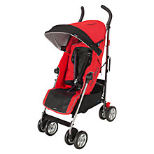 Buy Maclaren BMW M Stroller, Crimson Online at johnlewis.com