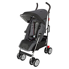 Buy Maclaren BMW M Stroller, Charcoal Online at johnlewis.com