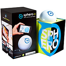 Buy Sphero 2.0 Smart App-Enabled Robot Toy Online at johnlewis.com