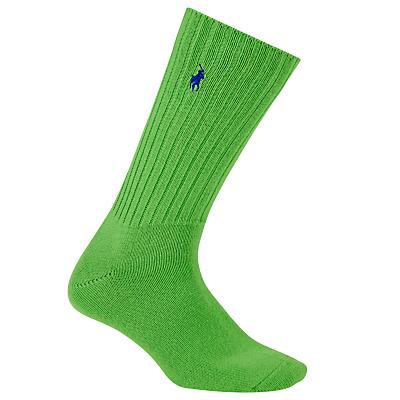 Polo Ralph Lauren Classic Crew Socks, One Size