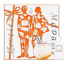 Buy HERMÈS Eau Des Merveilles 50ml Eau de Toilette Fragrance Gift Set Online at johnlewis.com