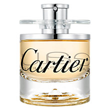 Buy Cartier Eau De Cartier Eau de Parfum, 50ml Online at johnlewis.com