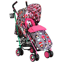 Buy Cosatto Supa Stroller, Kokeshi Smile Online at johnlewis.com
