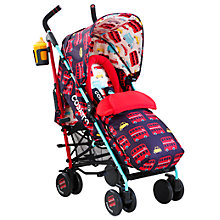 Buy Cosatto Supa Stroller, Hustle Bustle Online at johnlewis.com
